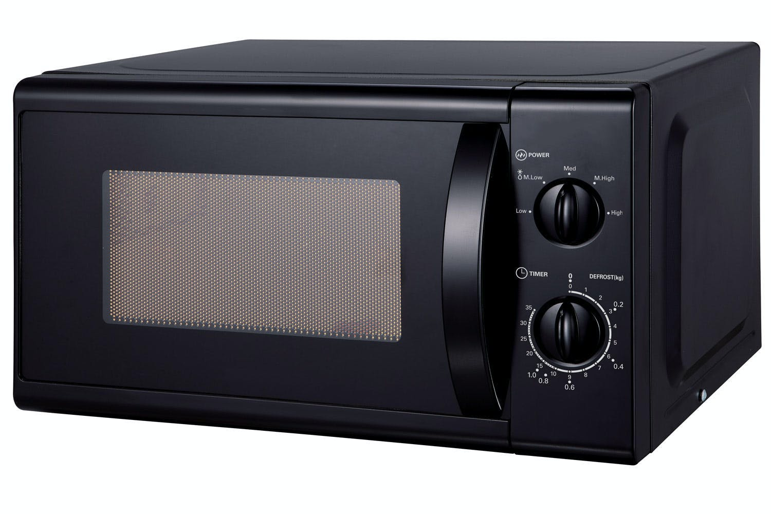 Left Hand Opening Microwave Bestmicrowave