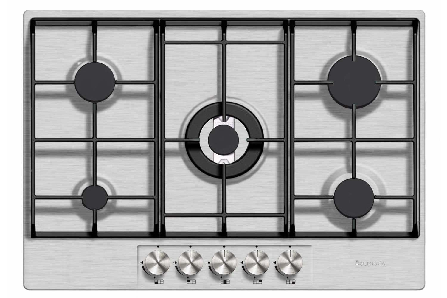 Baumatic Built-in Gas Hob | BHG720SS