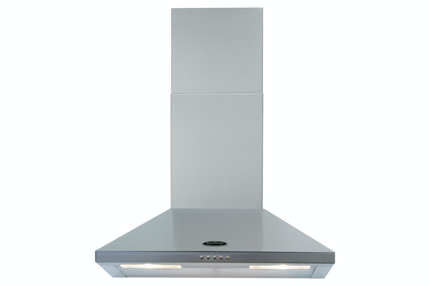 Belling 60cm Chimney Hood | CHIM600RSS