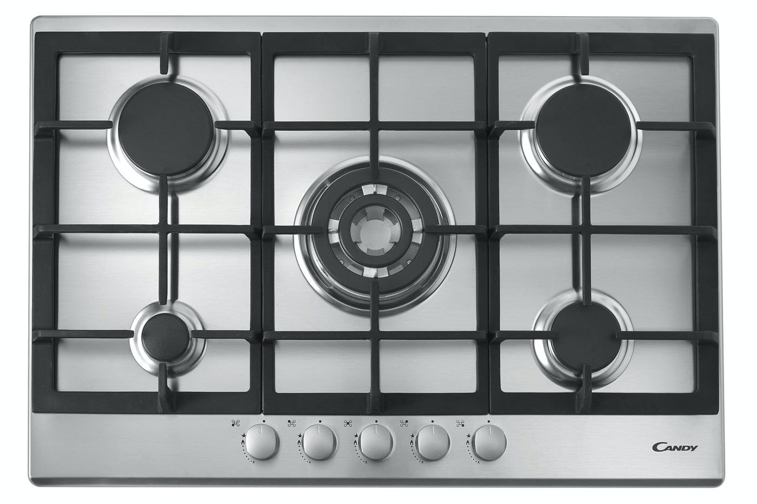 Candy Built In Gas Hob | CPG75SQGX