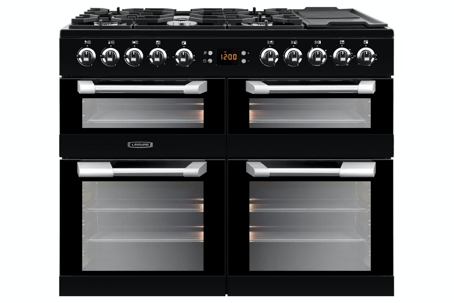 Leisure CuisineMaster 100cm Range Cooker | CS100F520K