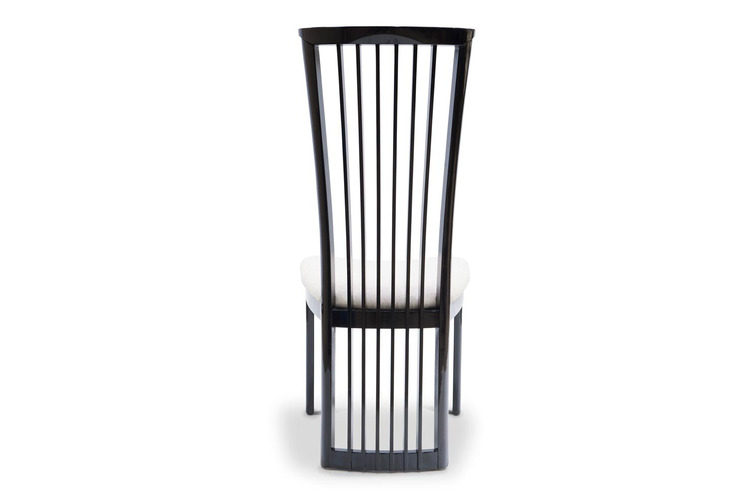 Strasbourg Dining Chair | Black & White