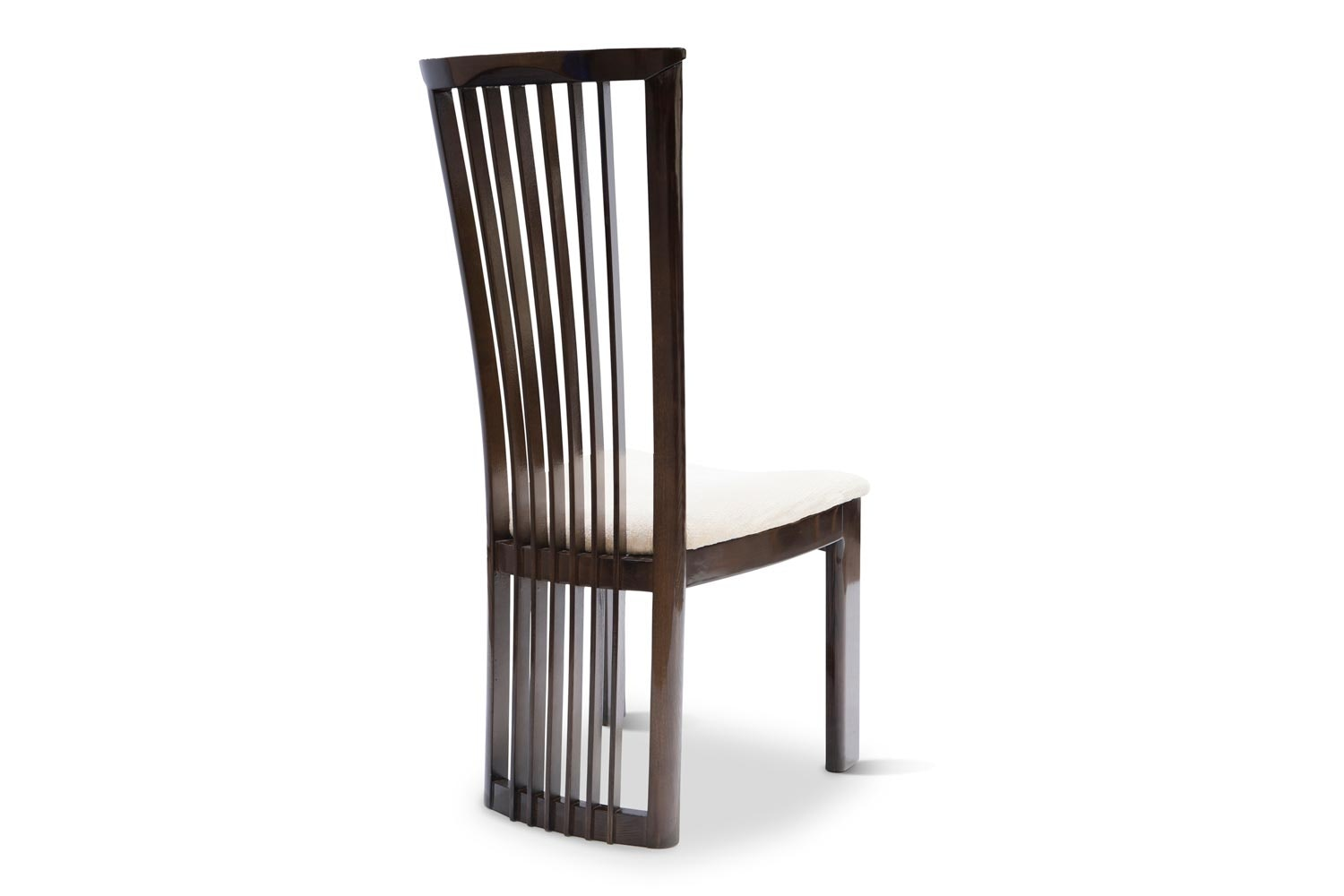 Strasbourg Dining Chair | Cream & Brown