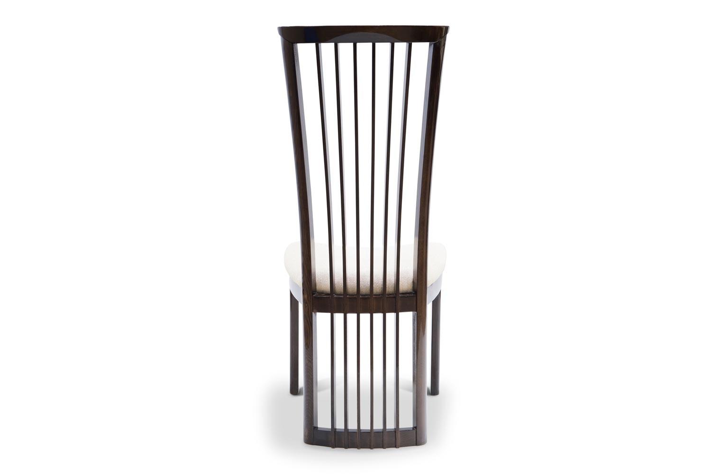 Strasbourg Dining Chair | Cream & Brown