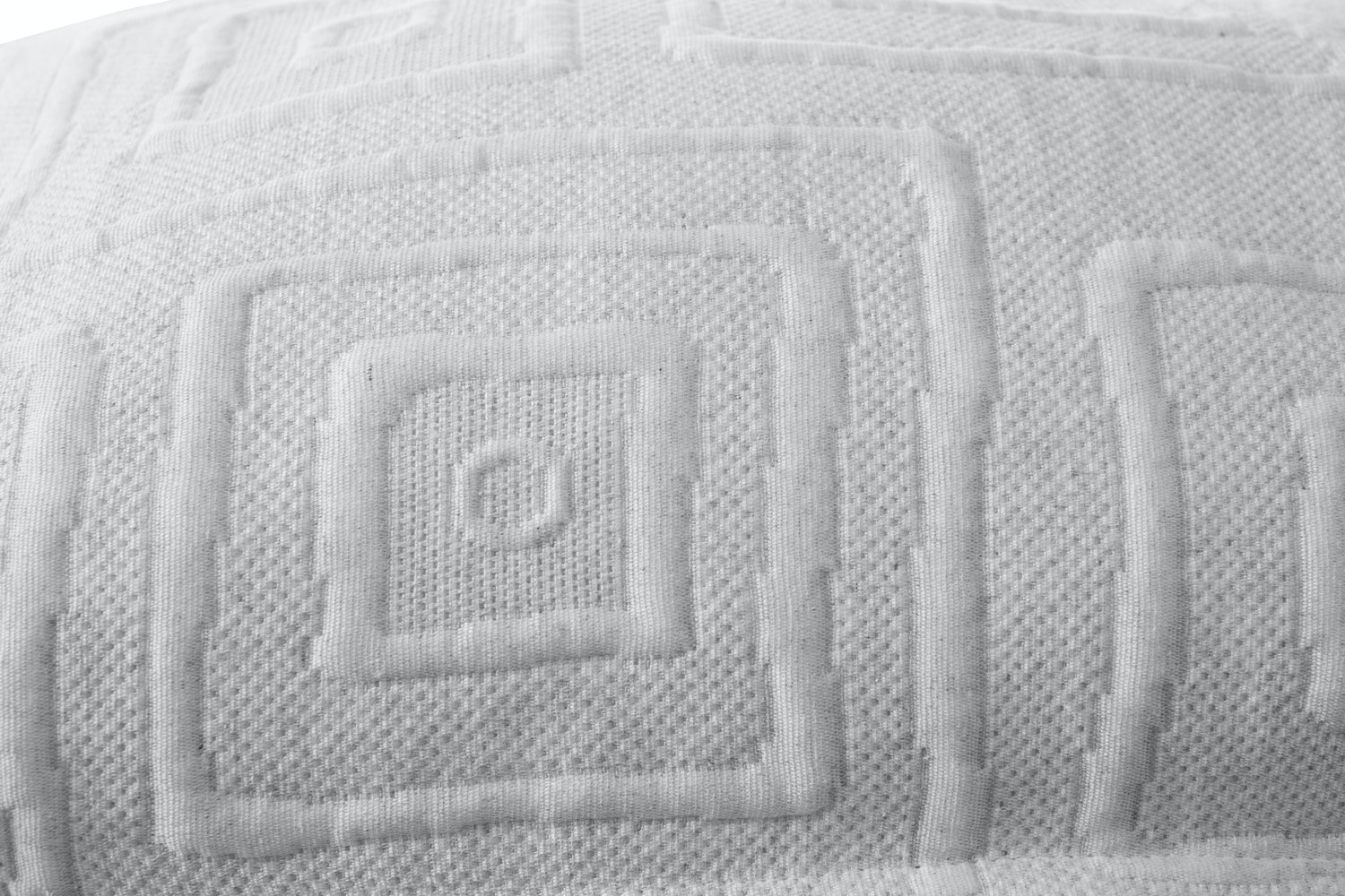 The Linen Room Lisbon Pillowsham Grey