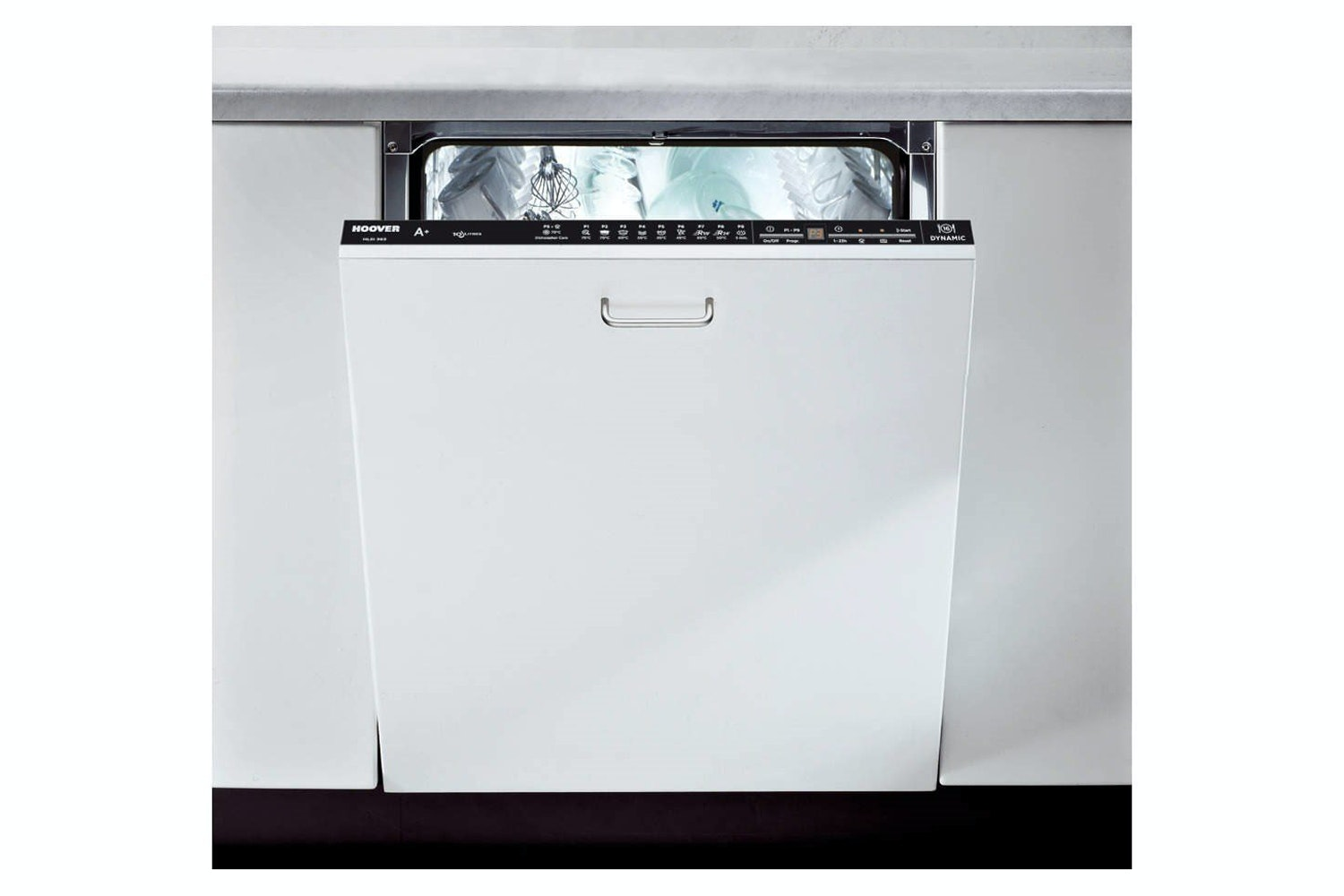 Hoover Fully Integrated Dishwasher | HLSI363-80