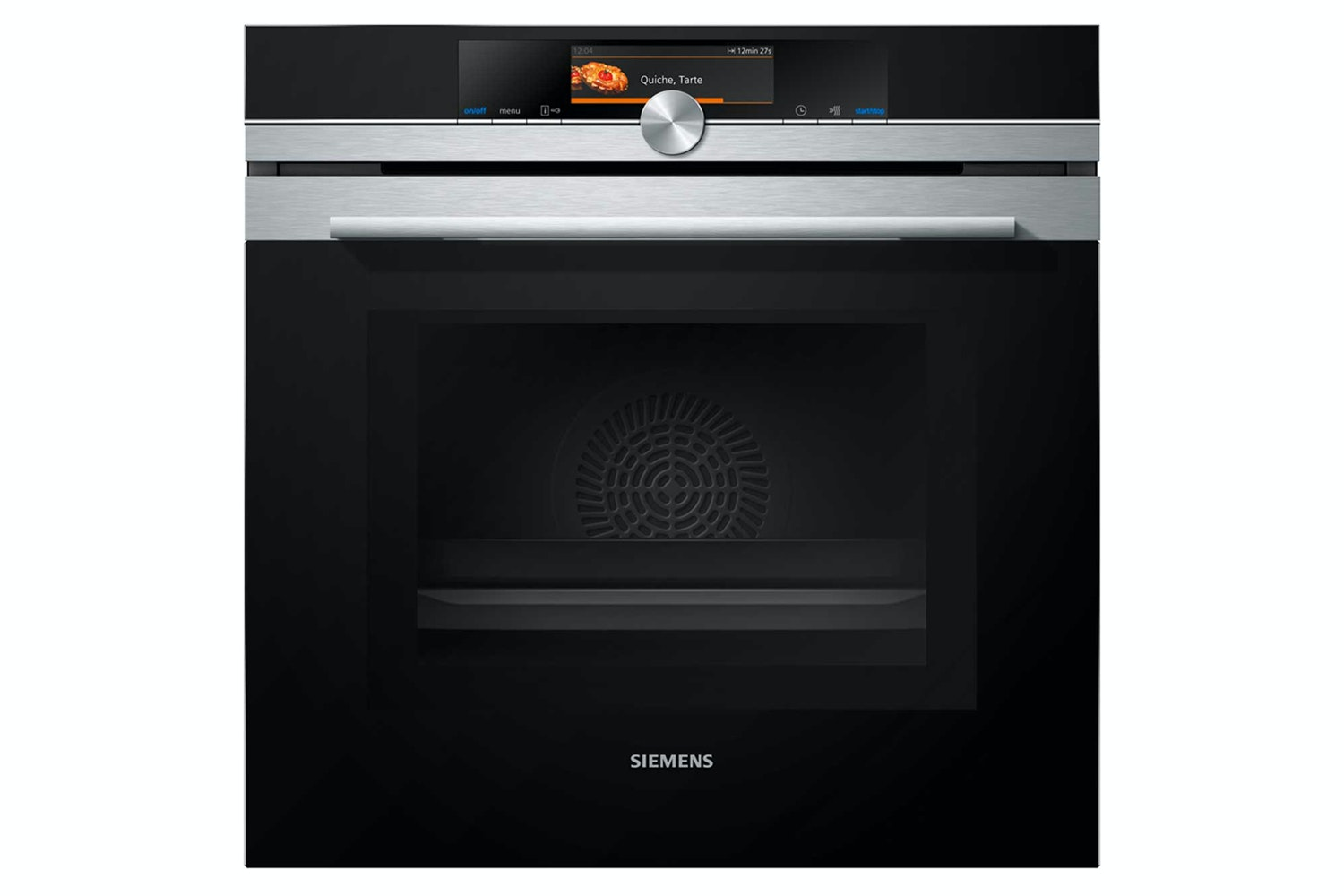 Siemens iQ700 Oven with Microwave | HM678G4S6B