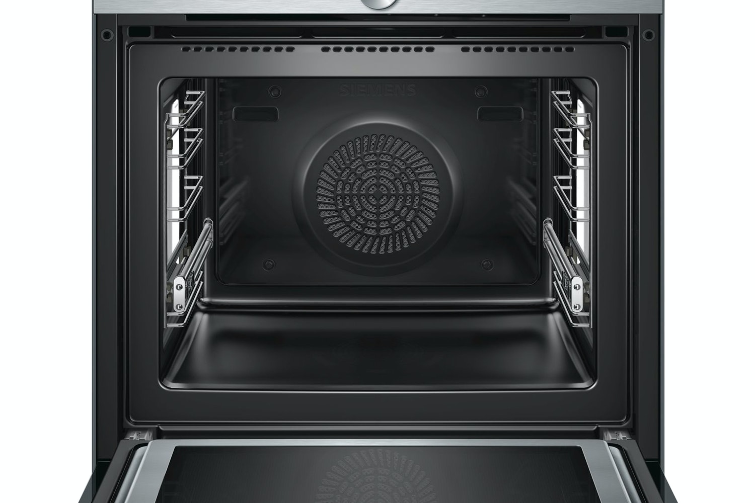 Siemens iQ700 Oven with Microwave   HM678G4S6B
