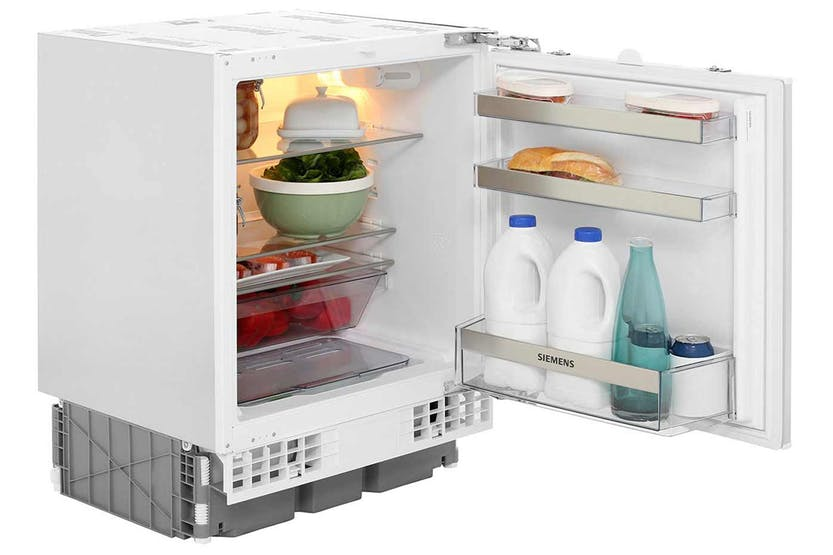 Under Counter Microwave For Easier Works: Siemens Integrated Under Counter Fridge