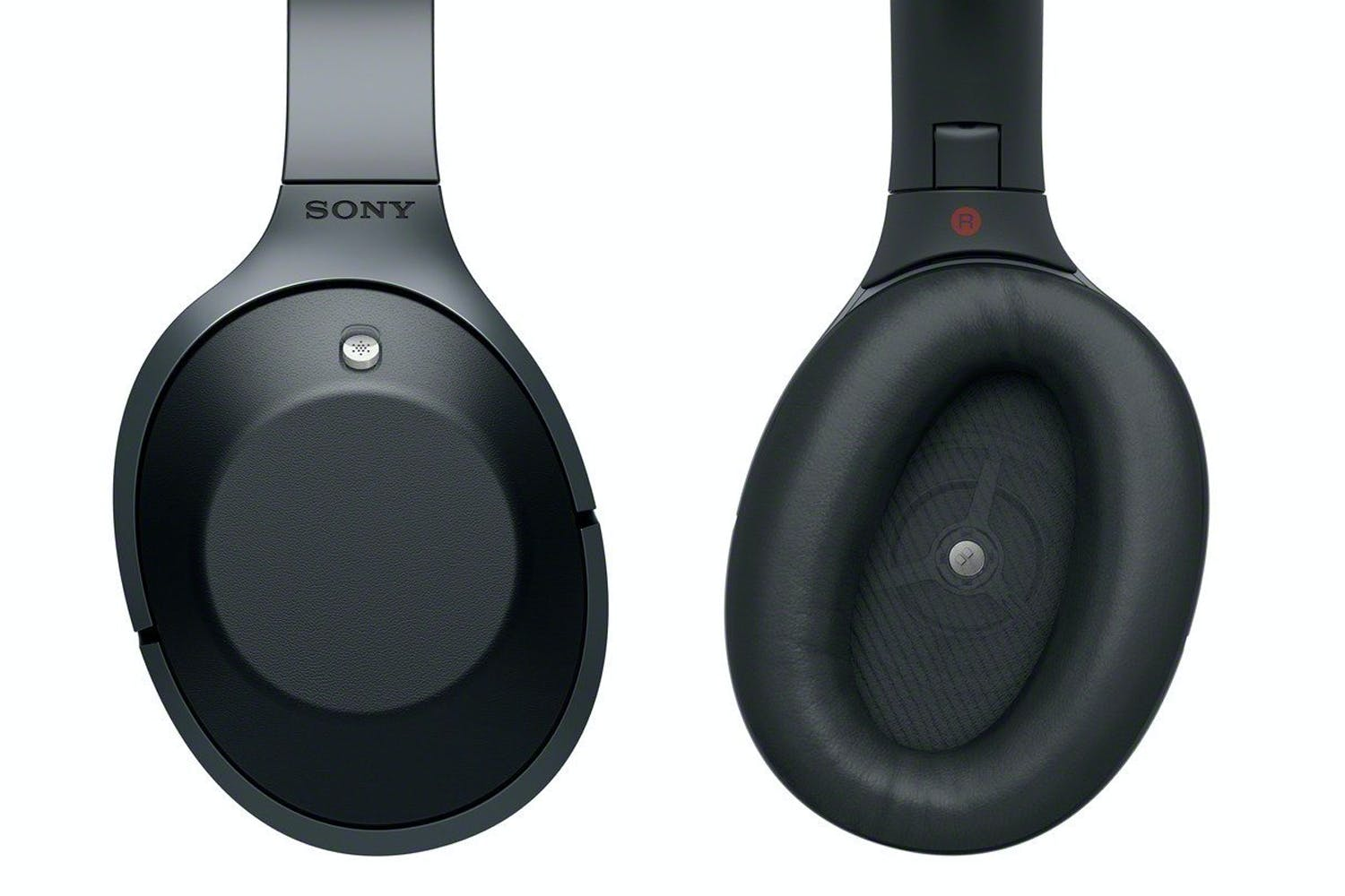7f52dd3a700 ... Sony MDR-1000X Wireless Noise Cancelling Headphones   Black ...