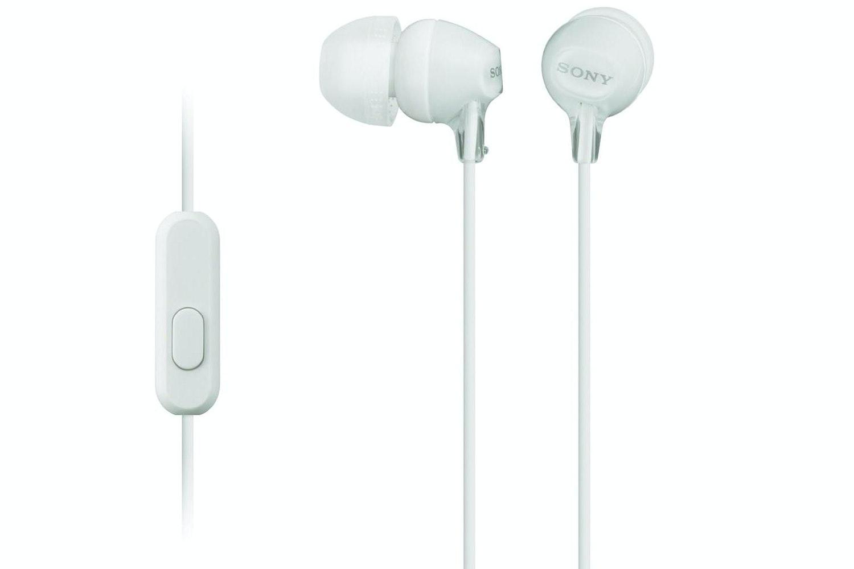 Sony In-Ear Headphones | White | EX15AP