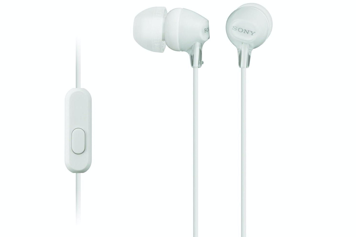 Sony In-Ear Headphones | White | EX15AP