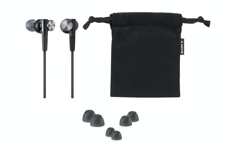 Sony Mdr Xb50ap Extra Bass In Ear Headphones Black Ireland Xb55ap W White