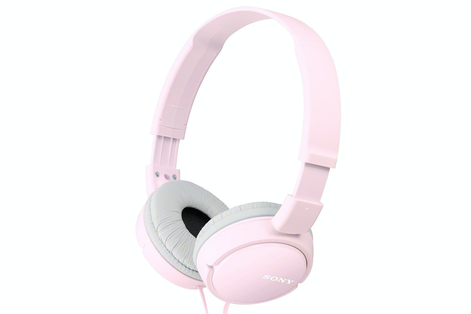 Sony MDR-ZX110 Over Ear Headphones | Pink