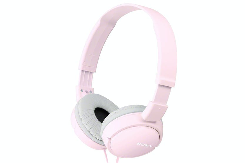Sony MDR-ZX110 On Ear Headphones | Pink
