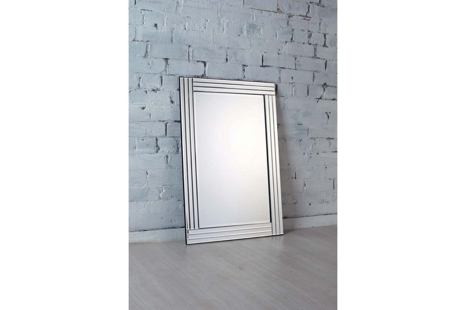 Mirror Bramhall Triple Bevelled