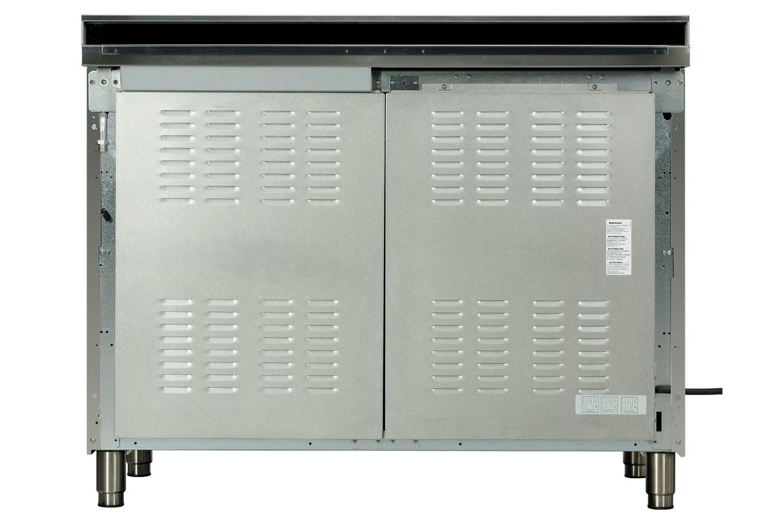 Britannia Delphi 120cm Dual Fuel Range Cooker | RC12TGFLS