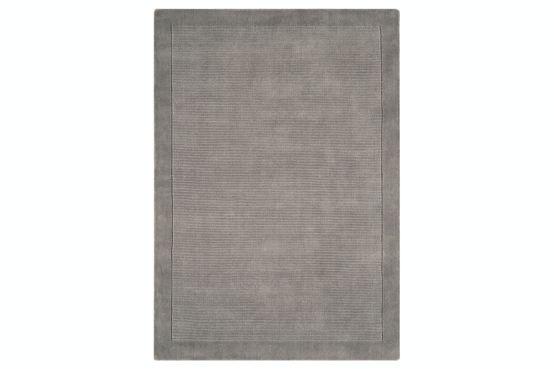 York Rug | Grey