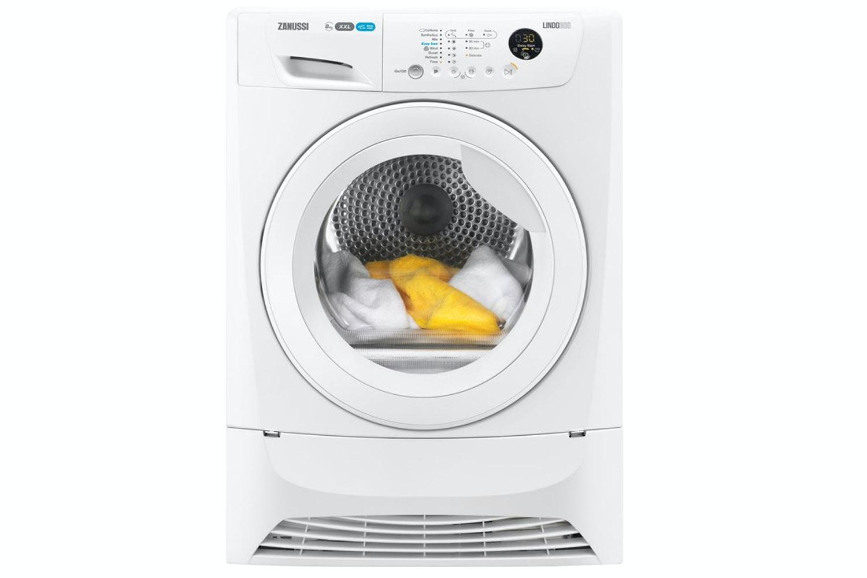 Zanussi Condenser Tumble Dryer | ZDC8203W