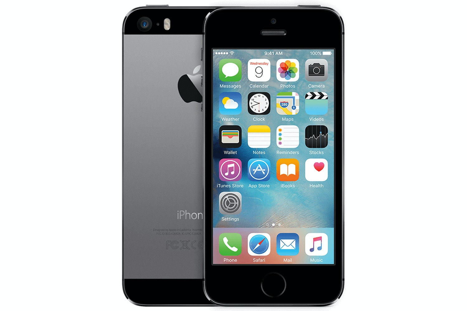 Apple iPhone 5S | 16GB | Space Grey