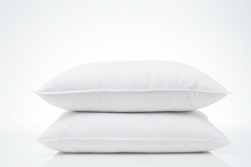 The Linen Room | Clusterfill Pillow | Twin Pack | Pure Cotton
