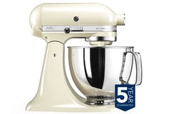 KitchenAid 4.8L Artisian Tilt-Head Stand Mixer | 5KSM125BAC
