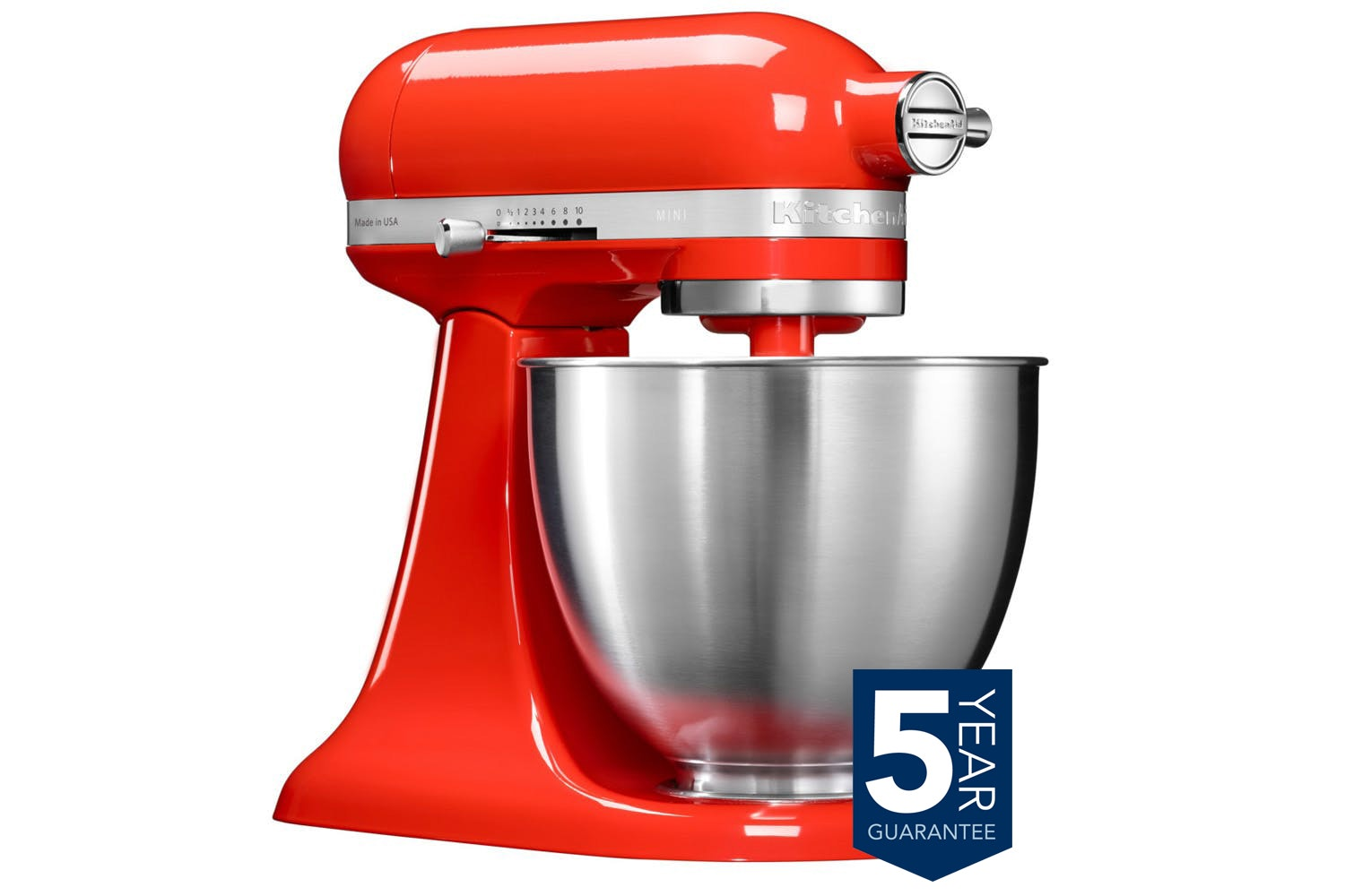 KitchenAid Artisian Mini Mixer 3.3L | 5KSM3311XBHT