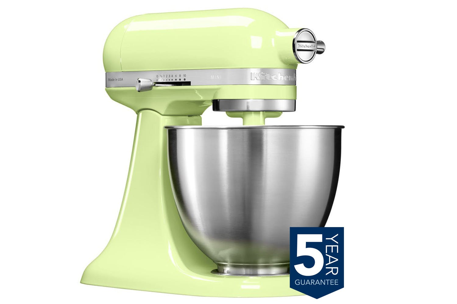 KitchenAid Artisian Mini Mixer 3.3L | 5KSM3311XBHW