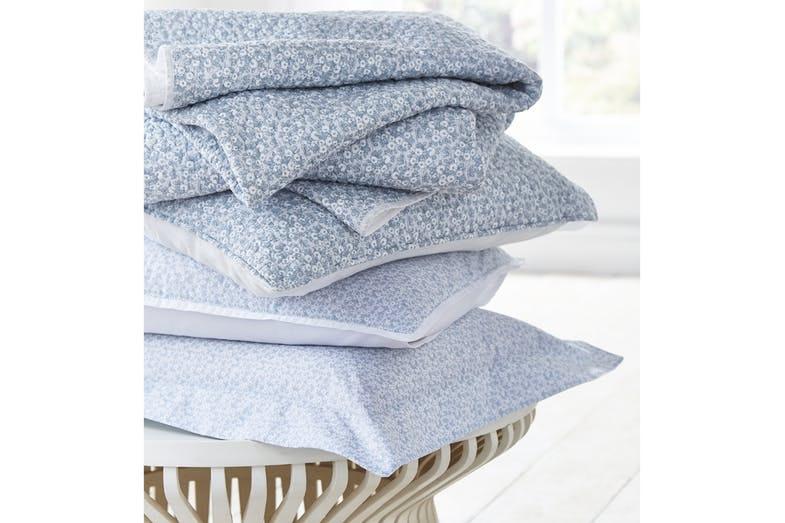 Delicate Cotton Print Oxford Pillowcase