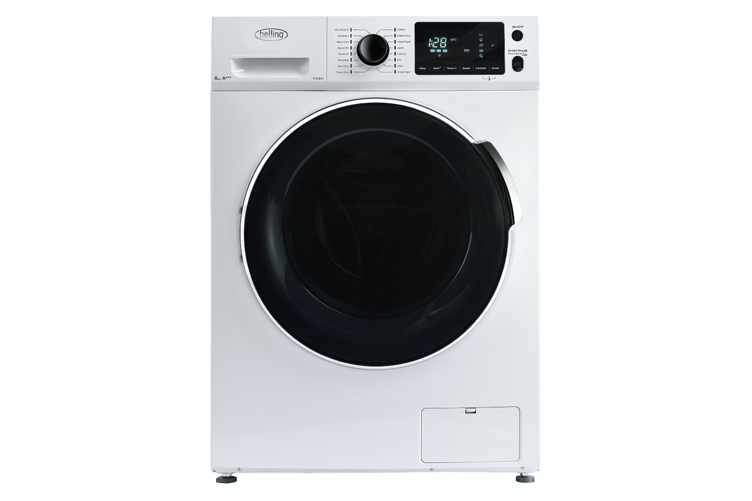 Belling 8Kg Washing Machine | BFW814