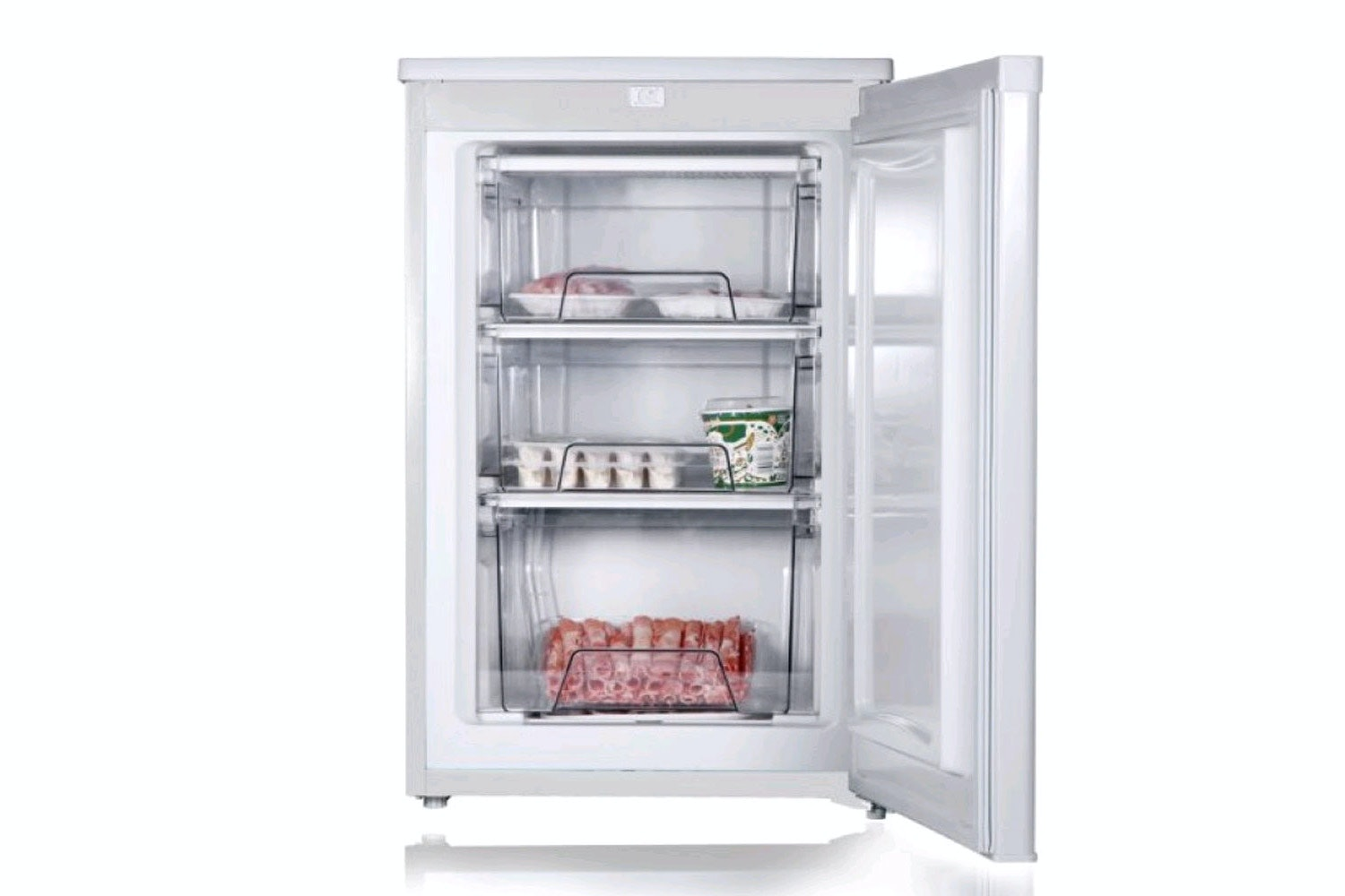 Belling Freestanding Under Counter Freezer | BFZ68WH