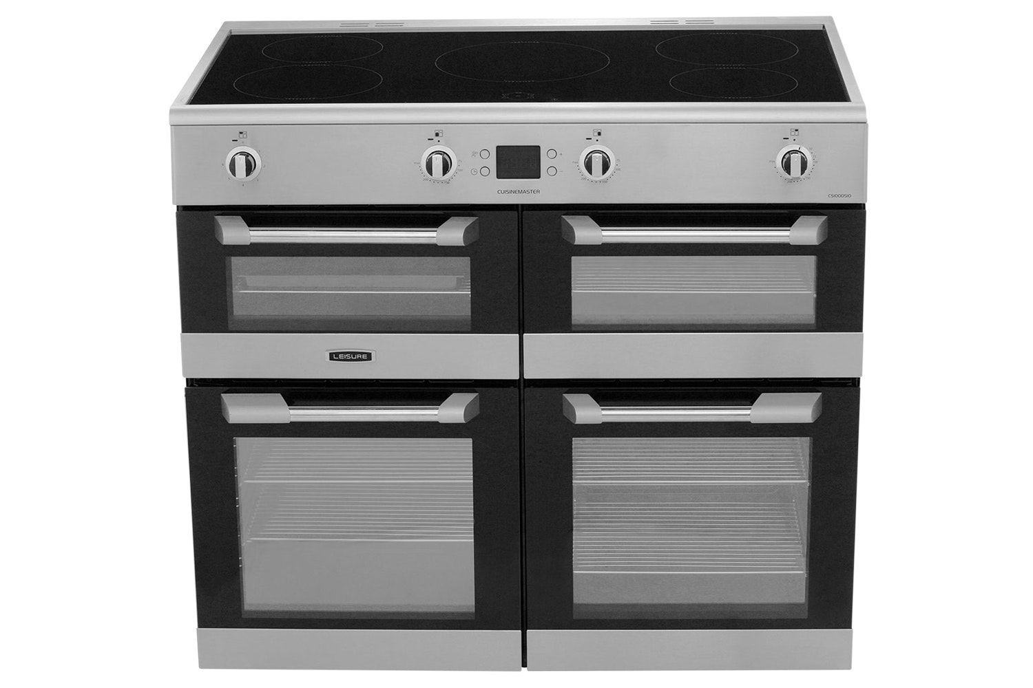 Leisure Cuisinemaster 100cm Electric Range Cooker | CS100D510X