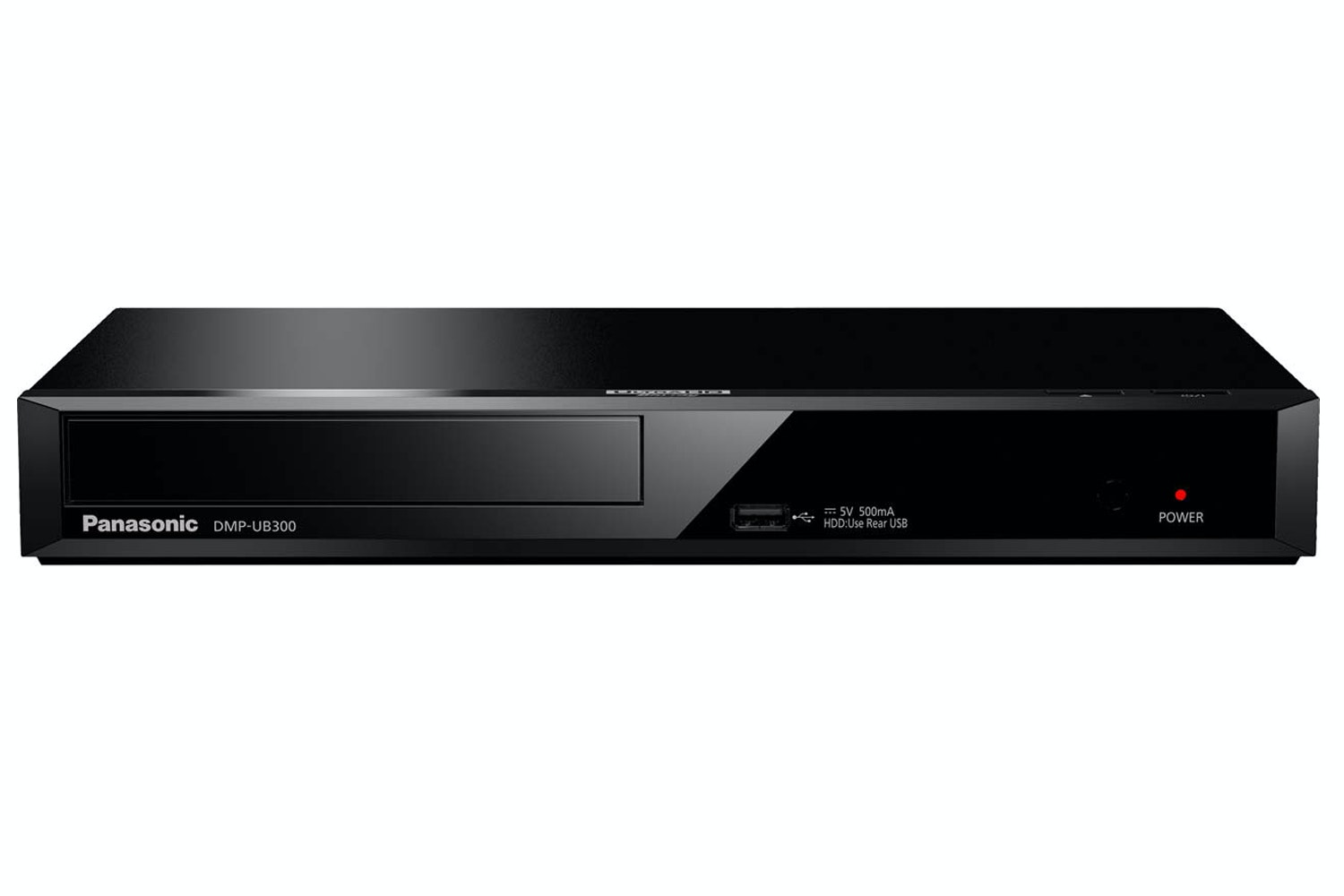 Panasonic 4K Ultra HD Blu-ray Player | DMP-UB300EBK