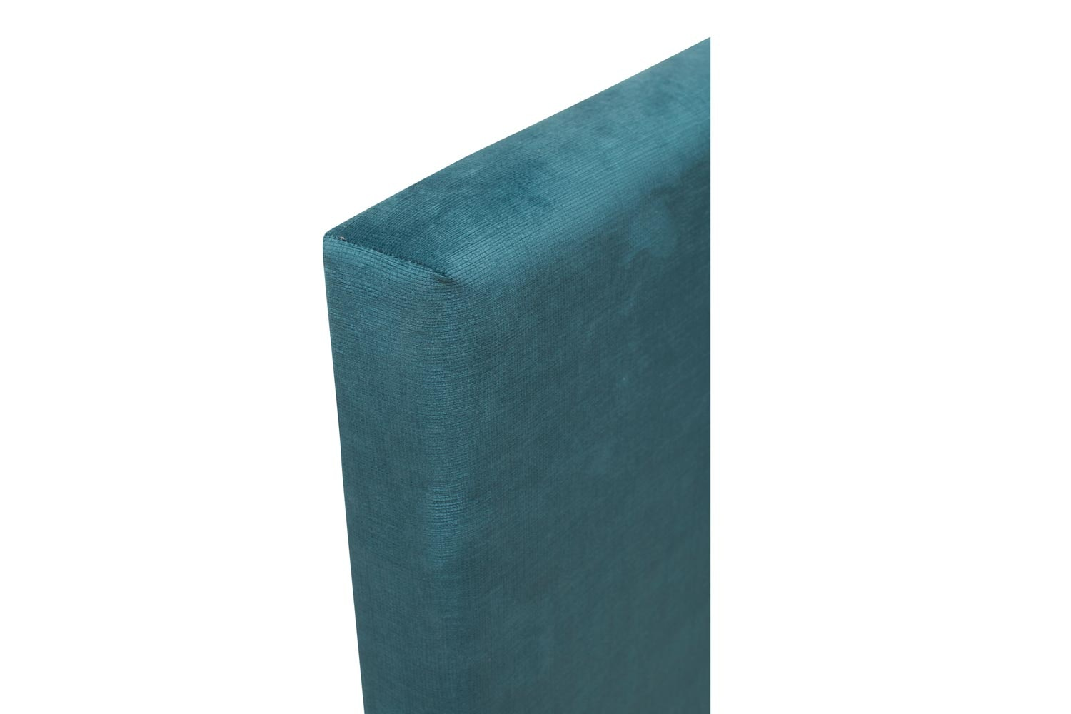Abbey Headboard Cover |4Ft6 |Velvet Teal