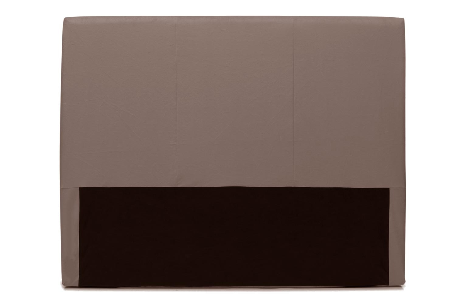 Abbey Headboard Cover |4Ft6 |Velvet Grey