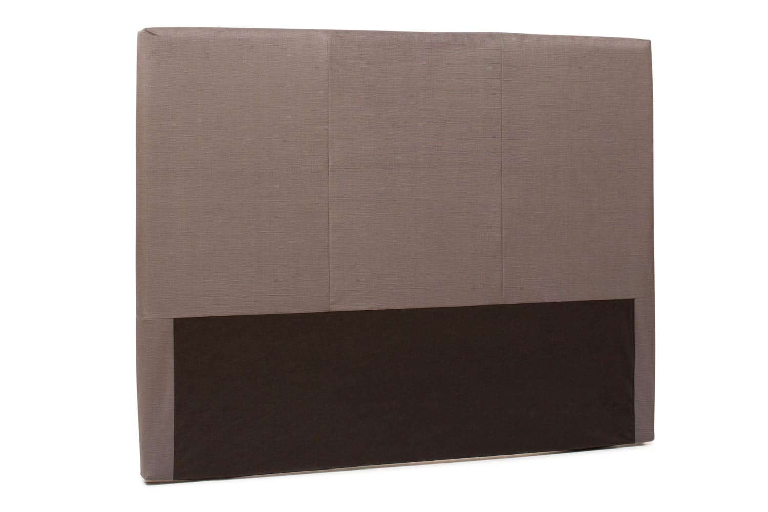 Abbey Headboard Cover |5Ft |Velvet Grey