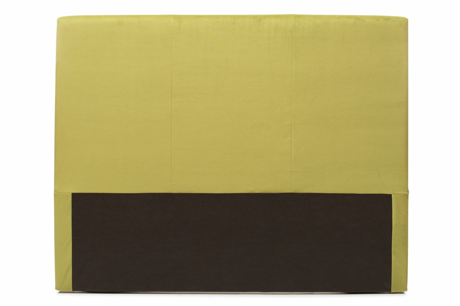 Abbey Headboard Cover |5Ft |Velvet Green