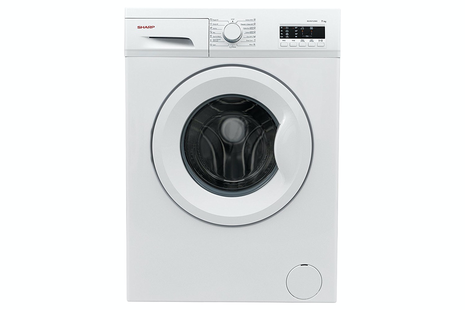 Sharp 7kg Freestanding Washing Machine | ESFA7123W2
