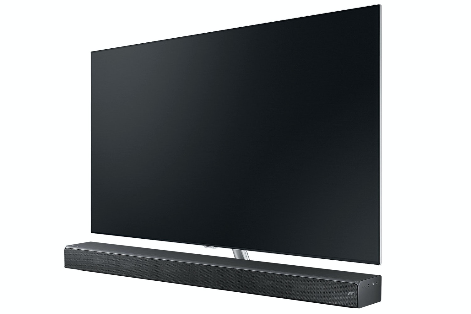 Samsung All In One Smart Soundbar | HW-MS650/XU