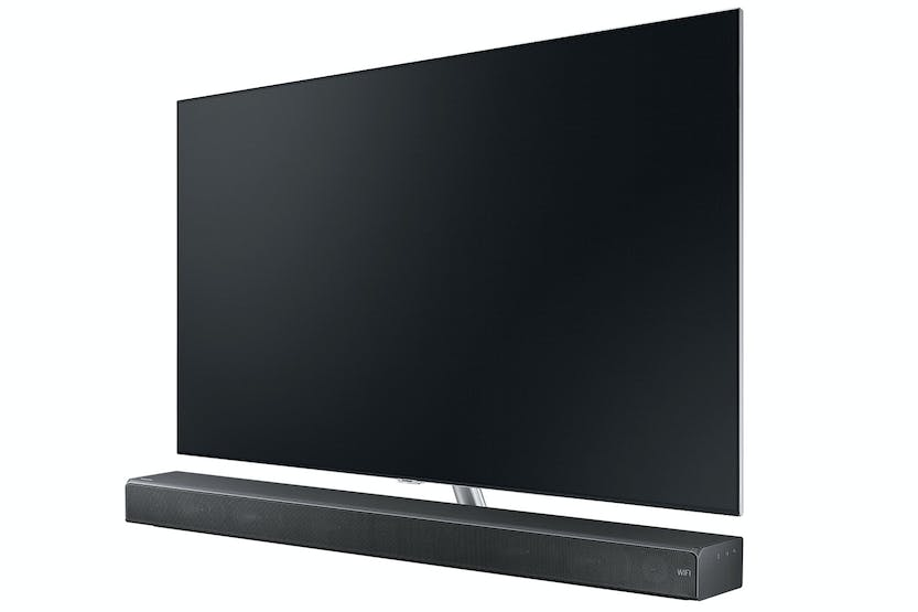 Samsung All In One Wireless Smart Soundbar | Black
