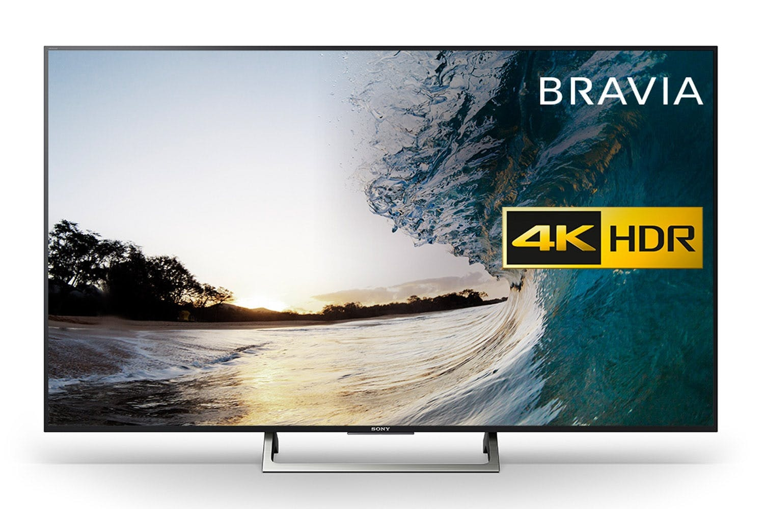 "Sony Bravia 65"" Smart 4K HDR LCD TV 
