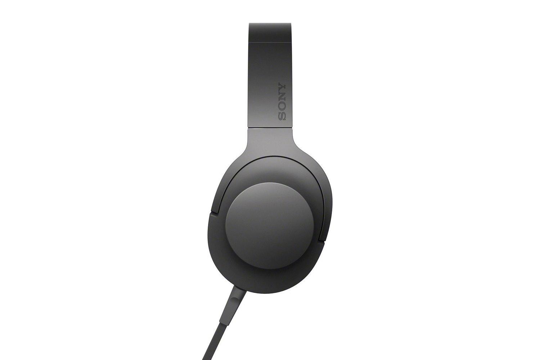 Sony H.ear On High Resolution Headphones | Black