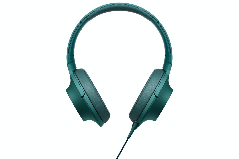 Sony H.ear On High Resolution Headphones | Blue