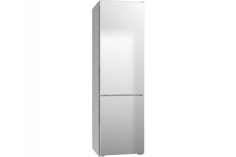 Miele Freestanding Fridge Freezer Silver   KFN29032DSI