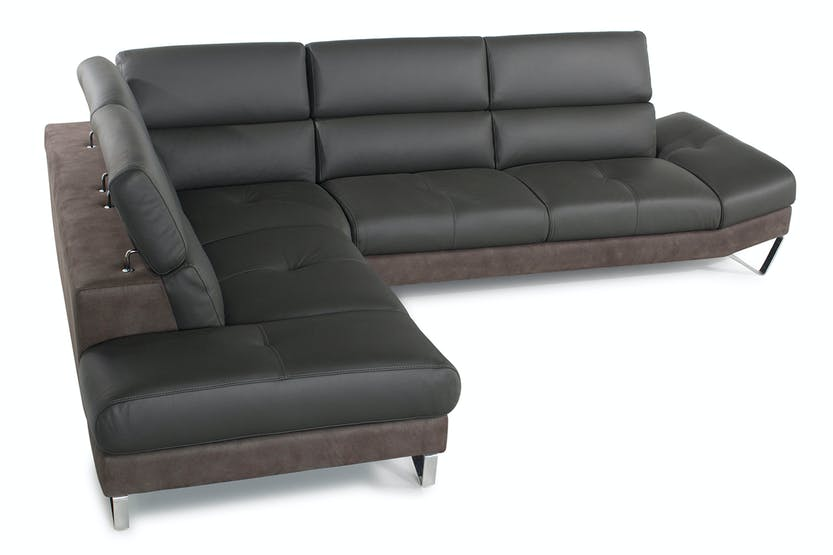 Miro Chaise Sofa | Side Options