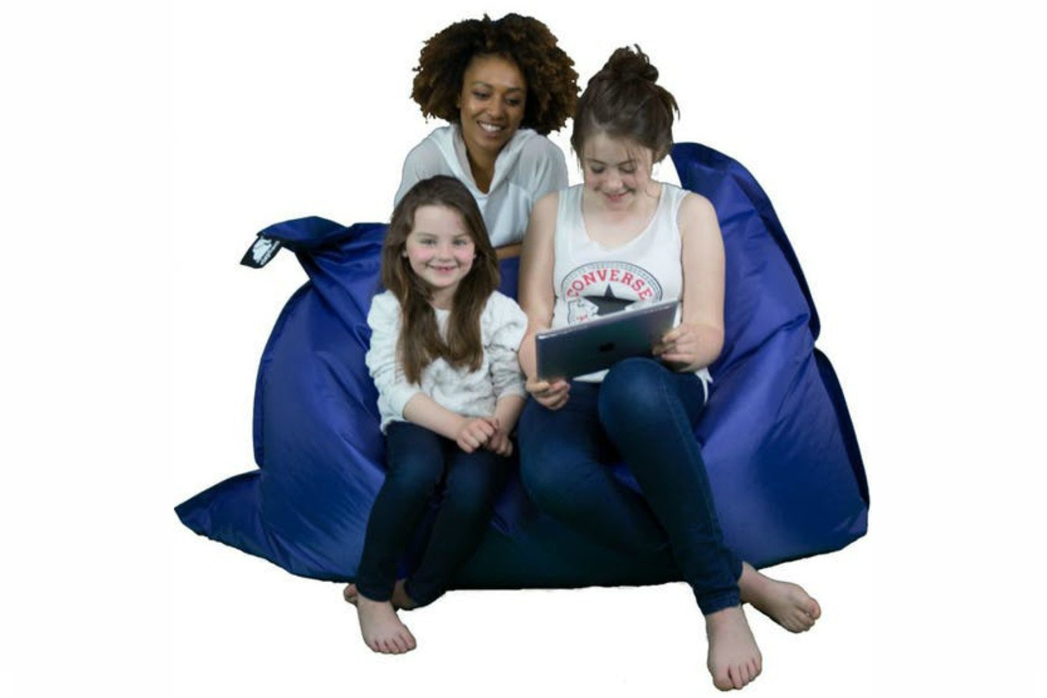 Elephant Jumbo Bean Bag | Ultra Violet