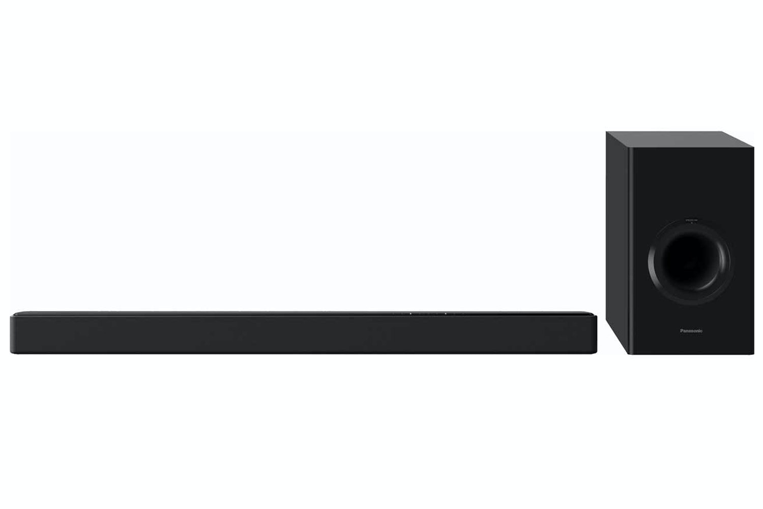 Panasonic 200W Sound Bar | SC-HTB488EBK