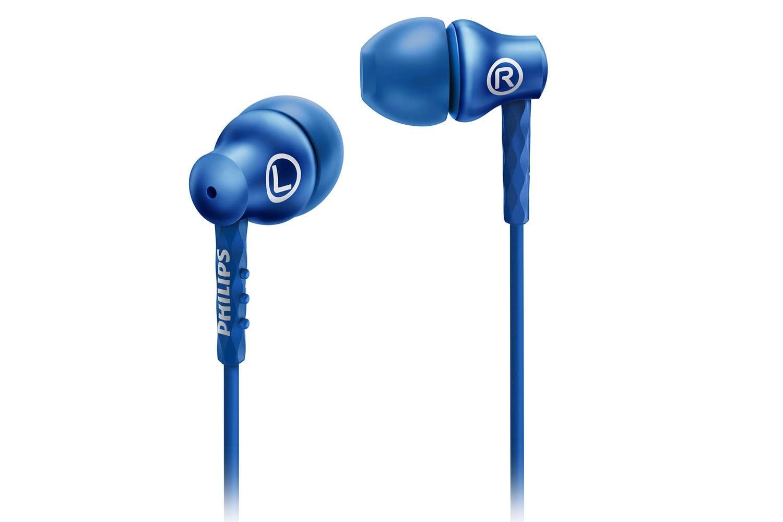 Philips In-Ear Headphones | Blue