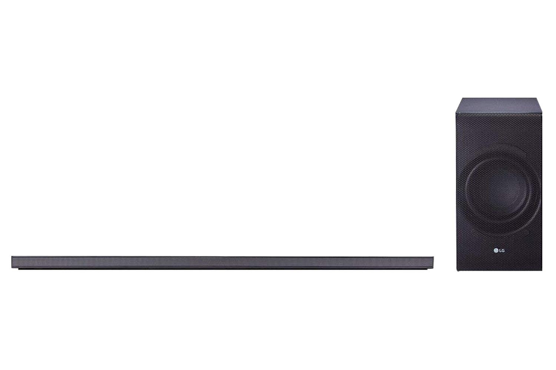 LG 4.1ch High Resolution Audio Sound Bar   SJ8
