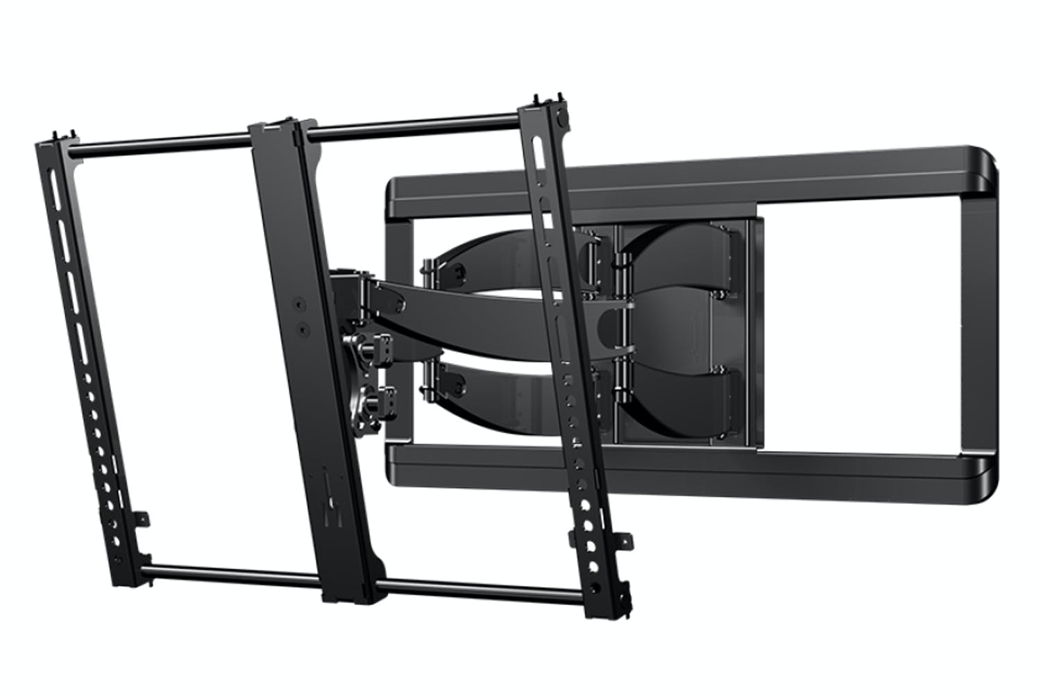 sanus full motion mount for 46 90 flat panel tvs vlf628 b2 ireland. Black Bedroom Furniture Sets. Home Design Ideas